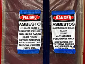 Orange County Asbestos Abatement Services