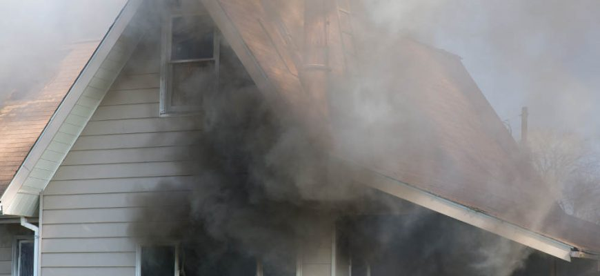 Stopping Smoke Damage after San Bernardino Fires | Tri Span Abatement