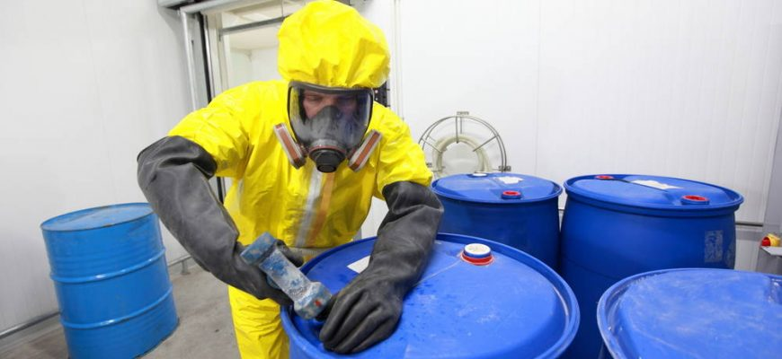 Improving Chemical Safety In the Workplace | Tri Span Environmental Cleanup