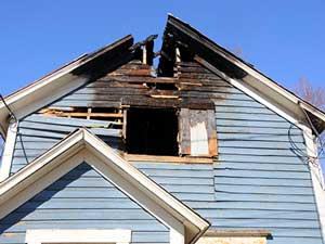 Orange County Home Fires Cleanup Services