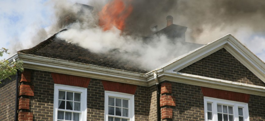 Common Household Fire Hazards | Orange County Environmental Remediation
