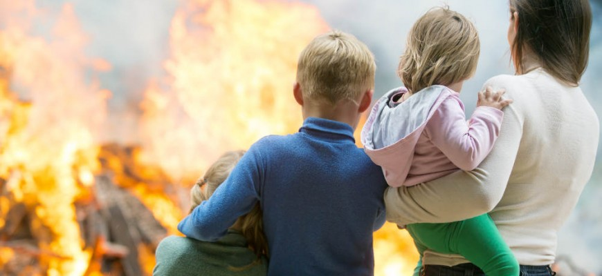 Orange County Home Fire Cleanup Services | Tri Span Environmental
